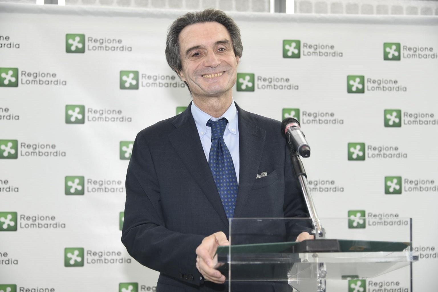 Fontana e Gallera, stanziati altri 120 milioni di euro per la sanità