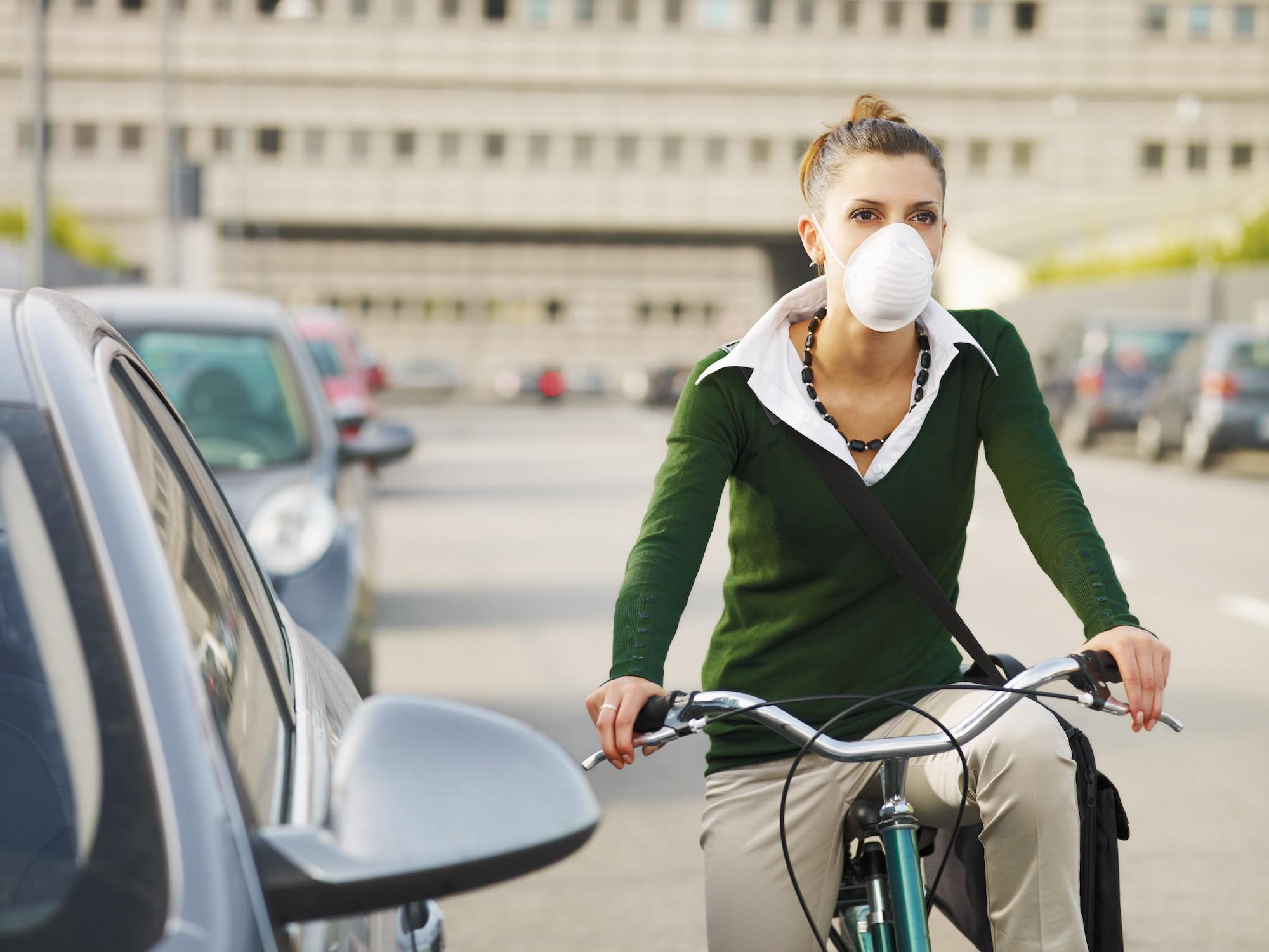 Tosse cronica, è lo smog?