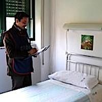 Casa di riposo abusiva in Lombardia