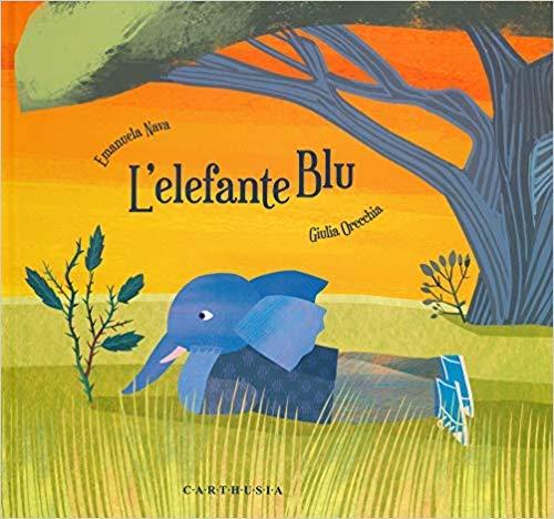 Il libro Elefante Blu in aiuto dei nostri bimbi