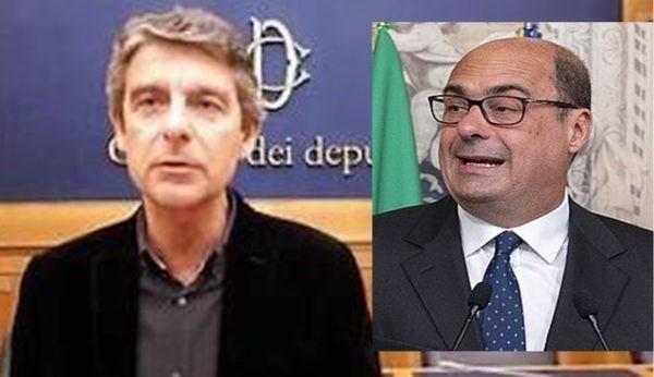 """""""Bomba sanitaria e sociale alle porte di Roma """""""