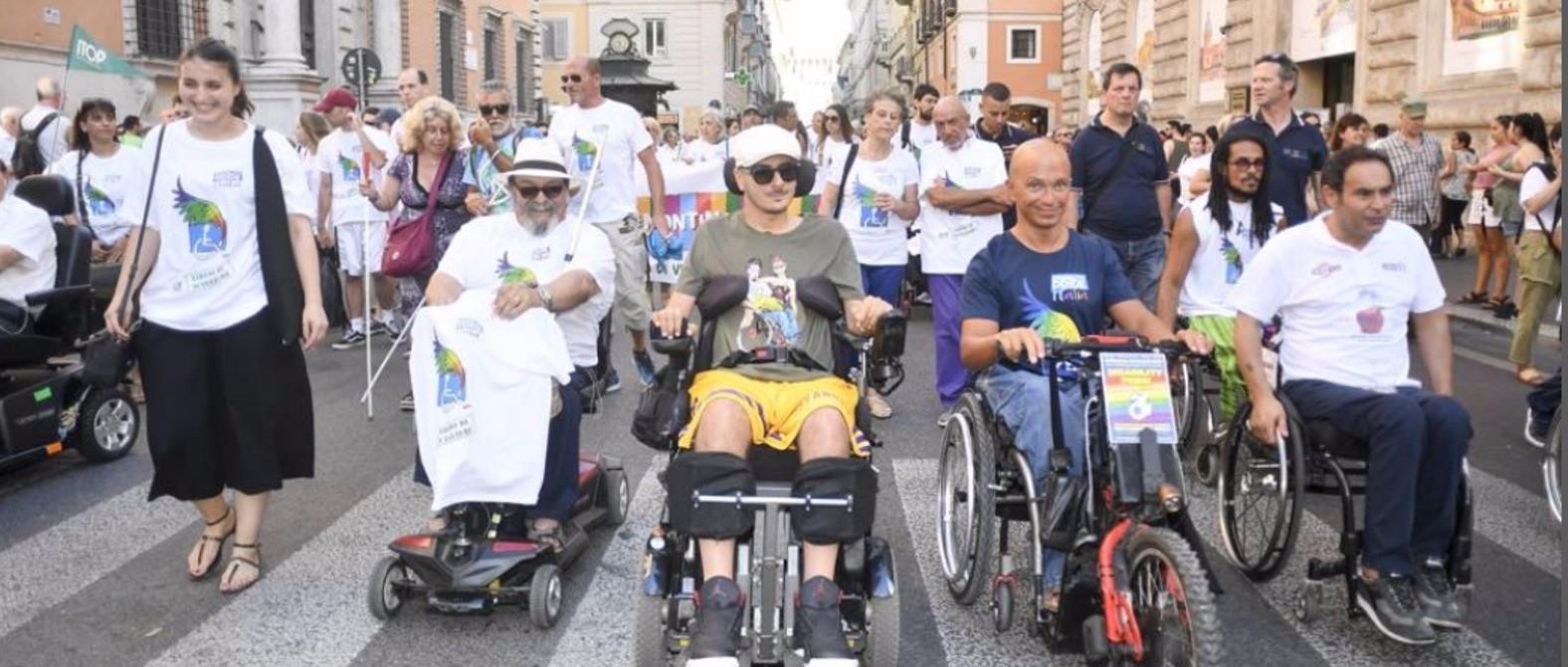 Riconoscimento e indipendenza: luglio mese del Disability Pride