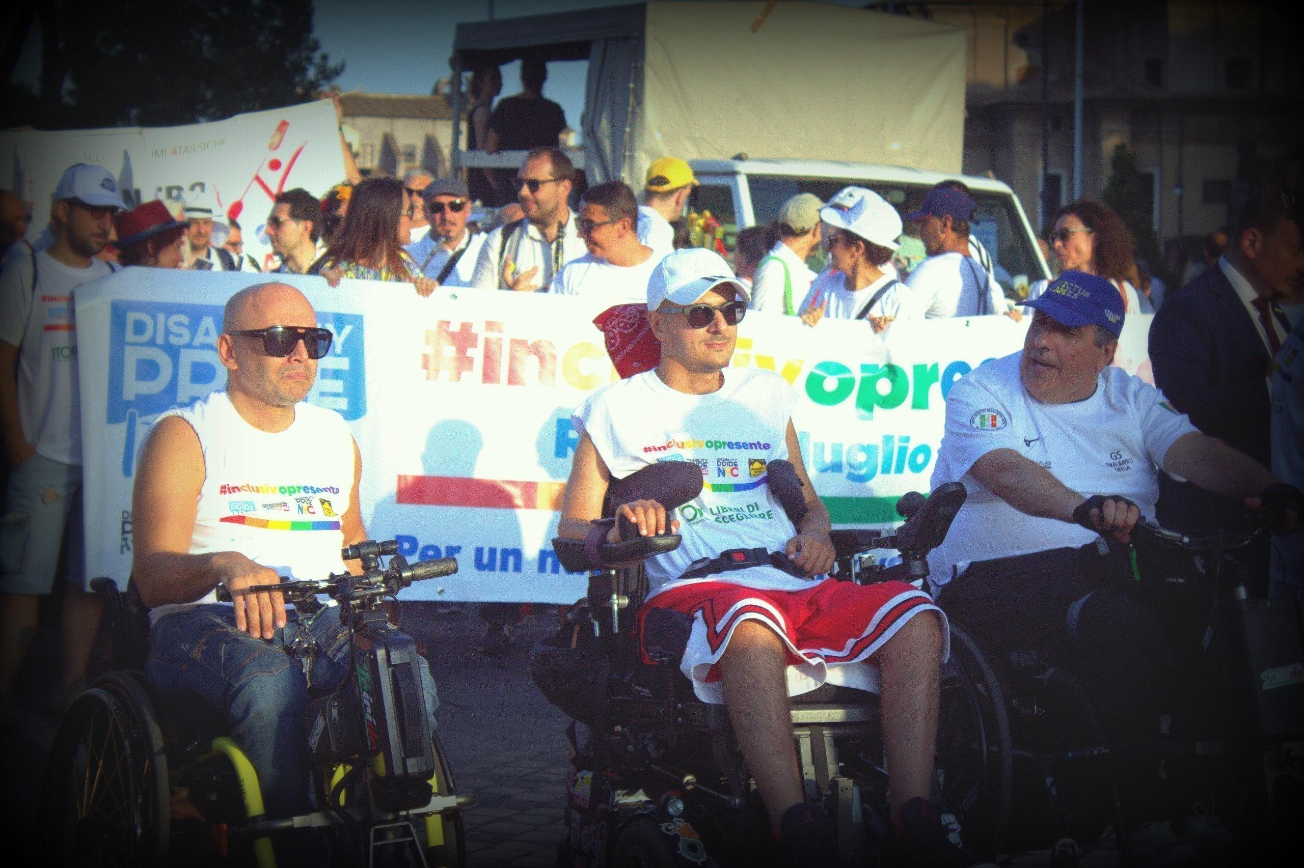 Il Disability Pride sbarca in televisione