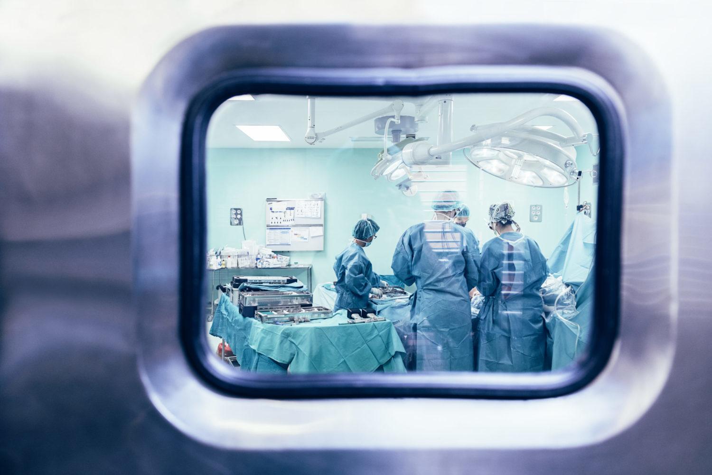 Bari: trapianto fegato-rene da unico donatore a unico ricevente