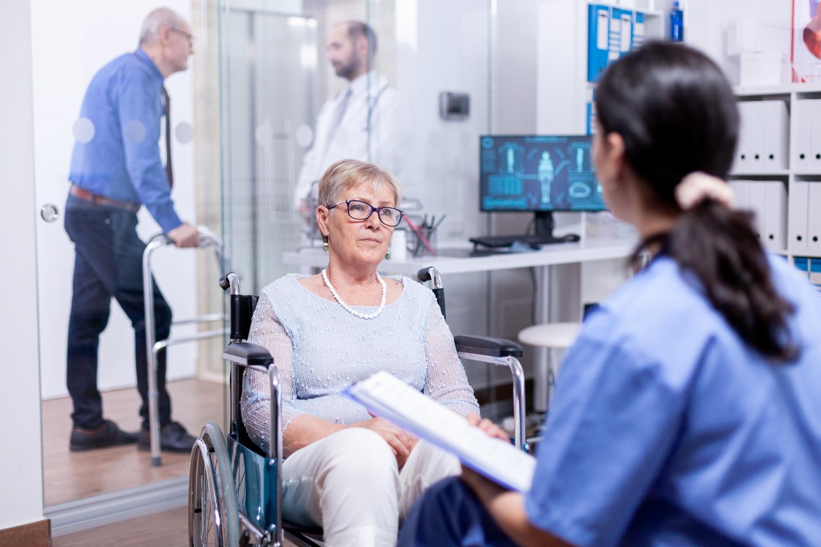Nuova figura sanitaria: infermiere di famiglia